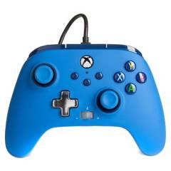 POWER A - Control Xbox Wired - PowerA - Enhanced Blue