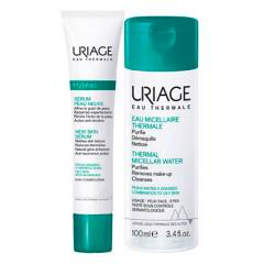 URIAGE - Pack Hyséac Sérum 30 ml y Agua Micelar Piel Mixta a Grasa 100 ml
