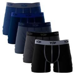 TOP - Pack de 5 Boxer Hombre