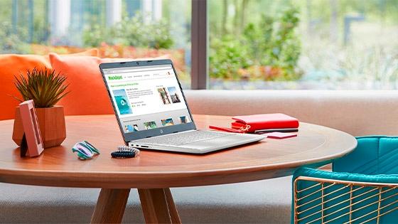 HP Notebook 14-cf2051la bordes delgados