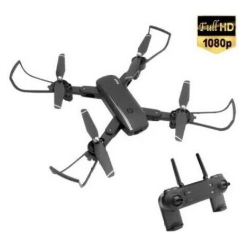 GENERICO - Drone Recargable P10 Con 2 Camaras Y WI-FI