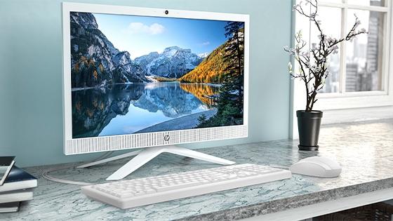 HP All-in-One 21-b0021la puedes renovar tu computador