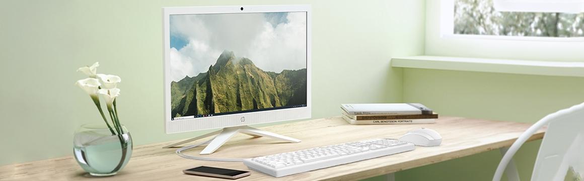 HP All-in-One 21-b0021la calidad en la que puedes confiar