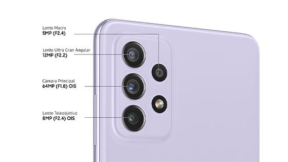 Samsung Galaxy A72 LTE, 256GB, Awesome Black
