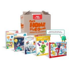 CALIGRAFIX - Pack Homeschooling  5 años