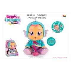 CRY BABIES - Bebes Llorones Fantasy Nessie