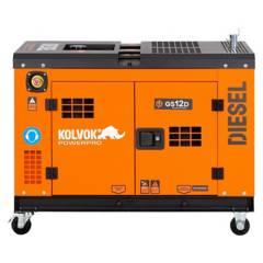 Kolvok - Generador Eléctrico A Diesel 9500W