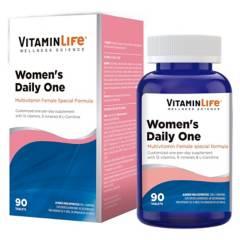 VITAMIN LIFE - Women S Daily One X90Cap.