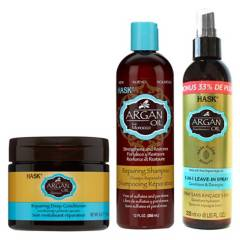 COSMETICAVAL - Shampoo  Crema  Protector Térmico 5 En 1 Hask