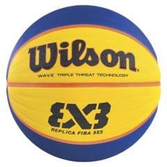 WILSON - Balón Basketball Wilson Fiba 3X3 Replica Tamaño 6