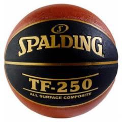 SPALDING - Balón Basketball Spalding Tf 250 All Surface #6