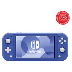 NINTENDO - Consola Nintendo Switch Lite Blue