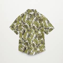 MANGO KIDS - Camisa  niño