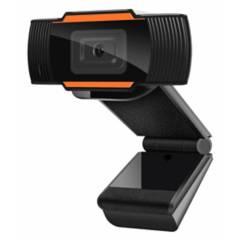 TECNOCAM - Camara Web Con Micrófono Hd 720P Webcam