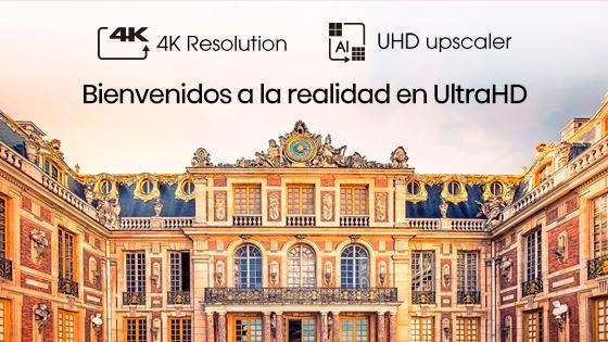 Resolucion 4K UHD