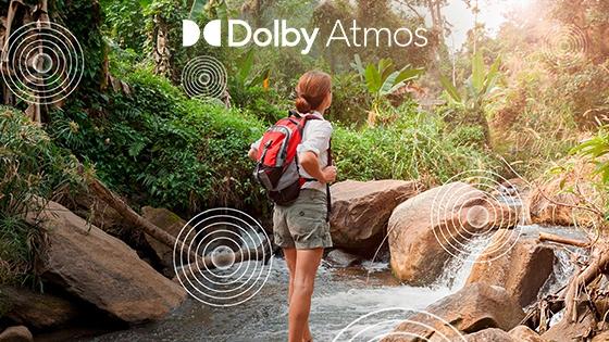 Dolby Atmos Sonido