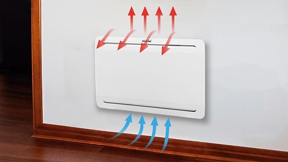 Elemento calefactor de aluminio X Shape: aumenta eficiencia y velocidad de calefacción