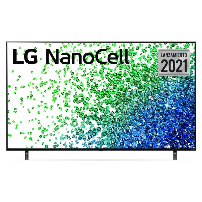 LG - NanoCell 55'' 55NANO80 4K UHD Smart TV + Magic Remote 2021