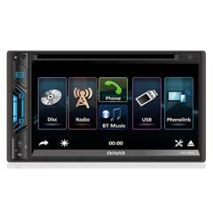 AIWA - Radio 2 Din Aiwa Dvd Mp3 Bluetooth Usb Aw-7080L