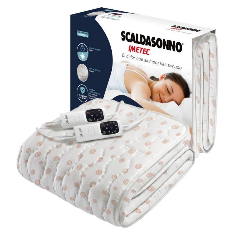 SCALDASONNO - Calientacama Adapto 2 Plazas