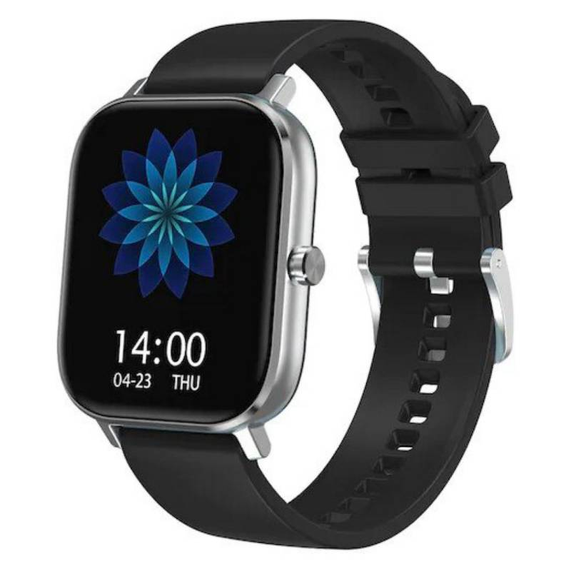 DT ONE - SMARTWATCH DTONE SILICONA DT35-BK