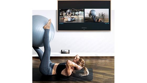QLED Samsung 43