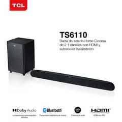 TCL - Soundbar TS6110