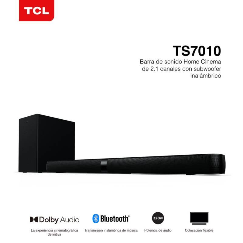 TCL - Soundbar TS7010