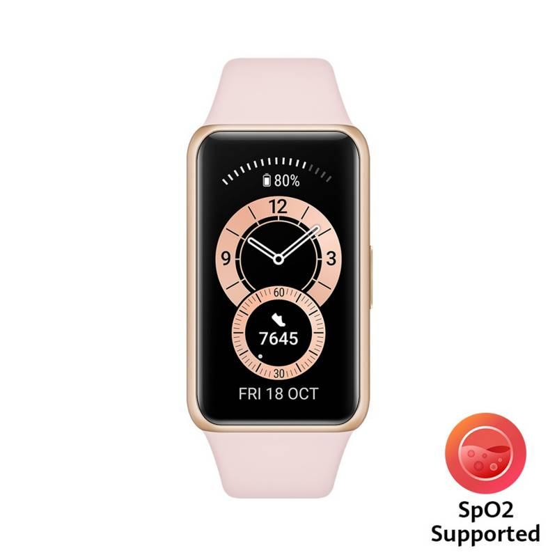 HUAWEI - Smartwatch Band 6 Sakura Pink