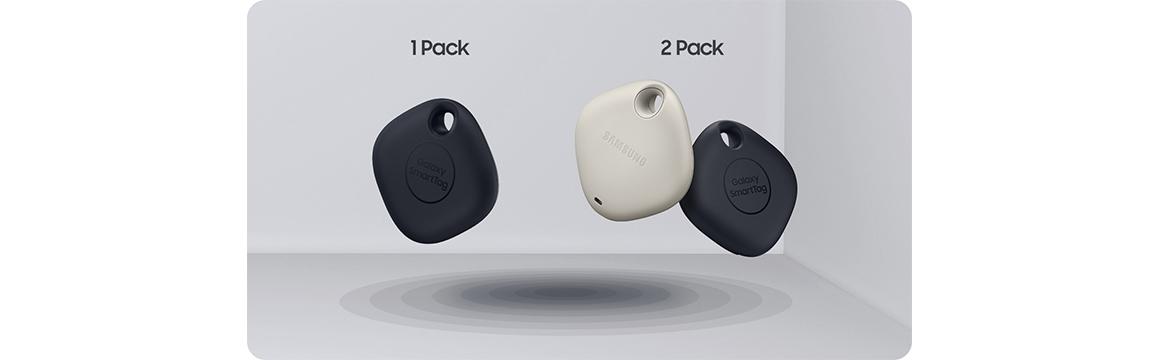 Samsung Galaxy SmartTag Basic Pack 4 Black