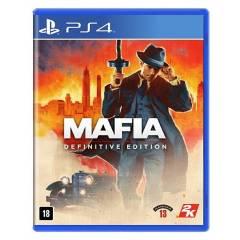 2K GAMES - Mafia Definitive Edition - Ps4
