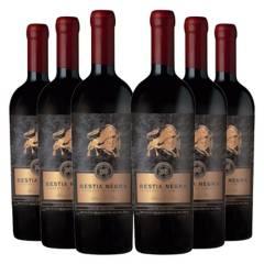 BESTIAS - 6 Vinos Bestia Negra Gran Reserva C. Sauvignon