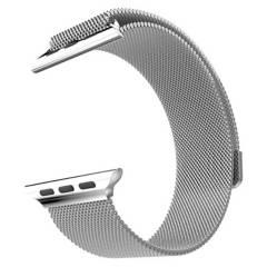 CELLBOX - Correa Acero Magnética Para Apple Watch