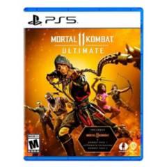 WARNER-BROSS - Mortal Kombat 11 Ultimate - Ps5