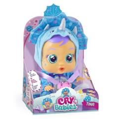 CRY BABIES - Muñeca Bebés Llorones Fantasy Tina