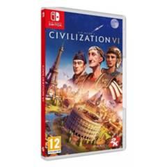 2K GAMES - Civilization VI - Nintendo Switch