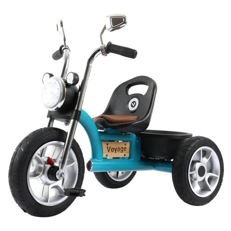 VOYAGE - Triciclo Hale Voyage Azul