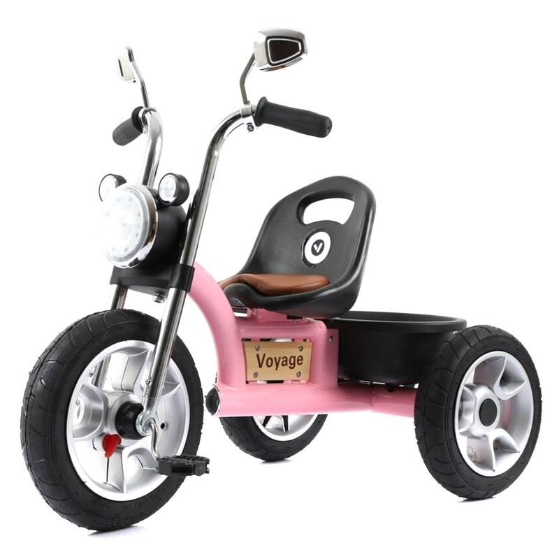 VOYAGE - Triciclo Hale Voyage Pink