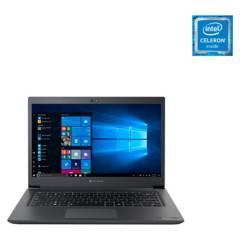 "DYNABOOK - Notebook By Toshiba Intel Celeron 4GB RAM 128GB SSD 14"""