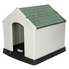 COOL PET - Casa Para Perro Grande Cool Pets Verde
