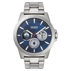 HUGO BOSS - Reloj Hugo Boss Plateado Hombre