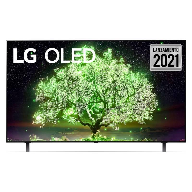 LG - OLED 55'' OLED55A1 4K UHD Smart TV + Magic Remote 2021