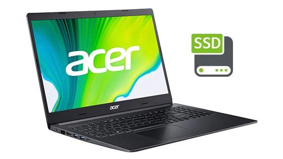 Aspire 5 con SSD