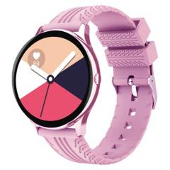 ASIAMERICA - Reloj Inteligente Smartwatch S8 Rosa