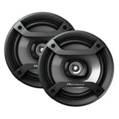 PIONEER - Altavoces Para Autos Tsf1634R Pioneer 65 Negro