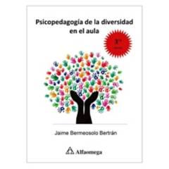 ALFAOMEGA - Psicopedagogia De La Diversidad 3/Ed