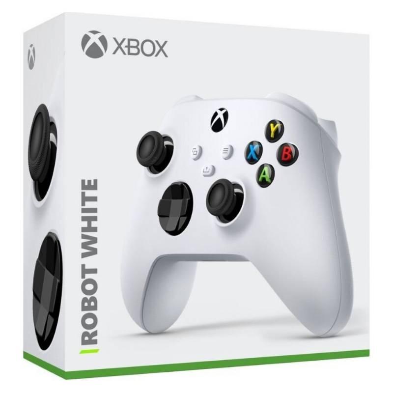 XBOX - Control Xbox One - Xbox X/S White Robot