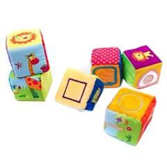 SEIGARD - Puzle En Forma De Cubo Amigos De La Jungla