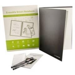 GENERICO - Cuaderno inteligente Smart Book Oficio  4 Lapices