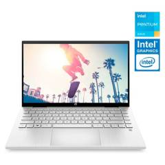 "HP - Pavilion x360 Convertible 14-dy0002la Intel Pentium 4GB RAM 256GB SSD Gráficos Intel UHD 14"""